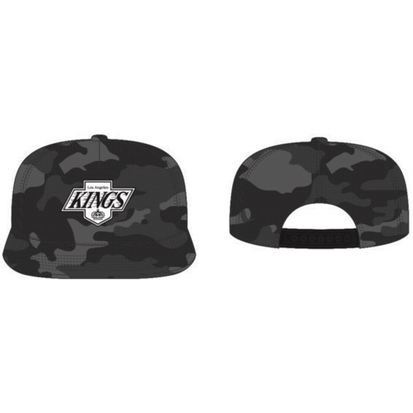 47-brand-flat-brim-los-angeles-kings-nhl-captain-dt-black-camouflage-snapback-cap