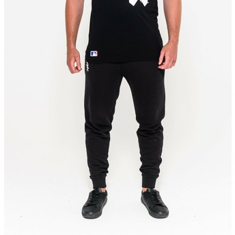 New Era Chicago White Sox MLB Black Long Track Pant