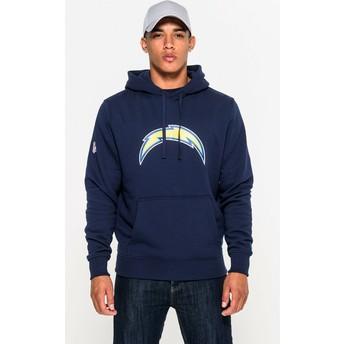 New Era San Diego Chargers NFL Blue Pullover Hoodie Sweatshirt