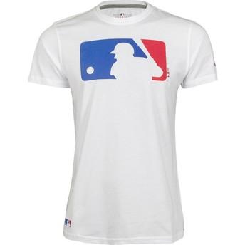 New Era MLB White T-Shirt