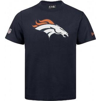New Era Denver Broncos NFL Blue T-Shirt