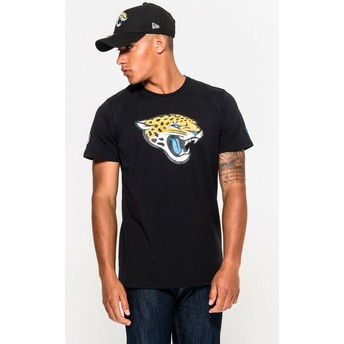 New Era Jacksonville Jaguars NFL Black T-Shirt