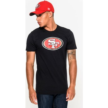 New Era San Francisco 49ers NFL Black T-Shirt