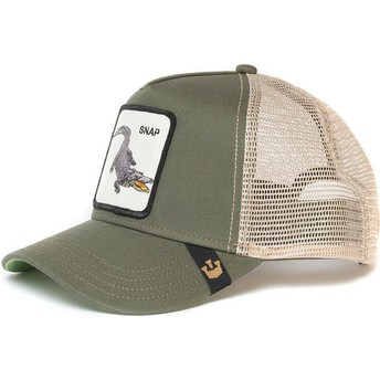 Goorin Bros. Crocodile Snap At Ya Green Trucker Hat