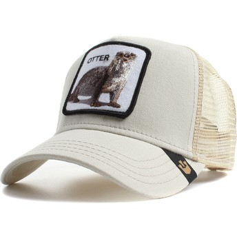 Goorin Bros. Otter Stone Grey Trucker Hat