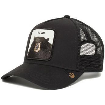 Goorin Bros. Black Bear Black Trucker Hat