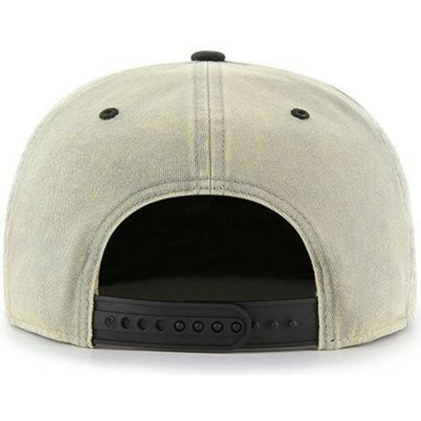47-brand-flat-brim-anaheim-ducks-nhl-captain-cement-grey-cap