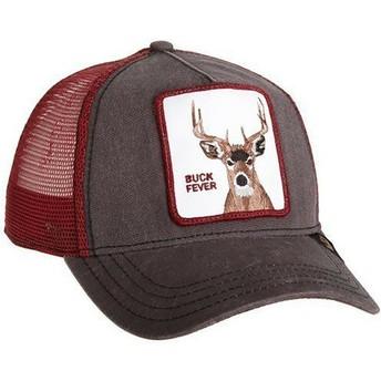 Goorin Bros. Deer Fever Brown Trucker Hat