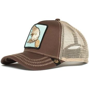 Goorin Bros. Beaver Brown Trucker Hat