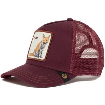 Goorin Bros. Fox Foxy Mama Maroon Trucker Hat