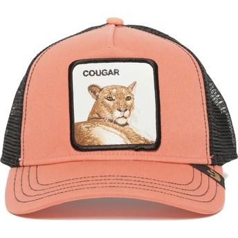Goorin Bros. Cougar Town Pink Trucker Hat