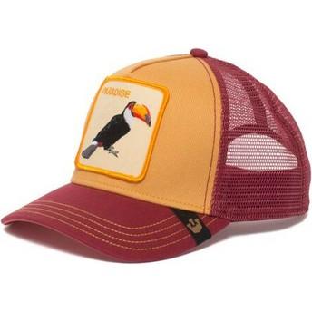 Goorin Bros. Toucan Take Me To Yellow Trucker Hat