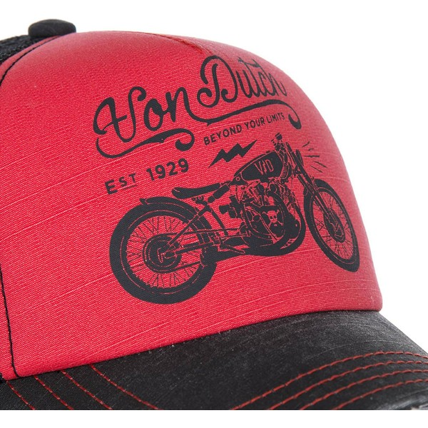 von-dutch-curved-brim-crew3-red-and-black-adjustable-cap