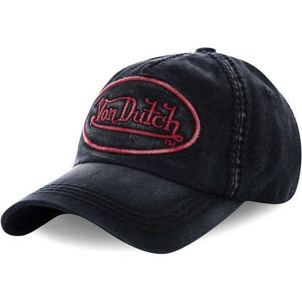 von-dutch-curved-brim-tim01-black-adjustable-cap