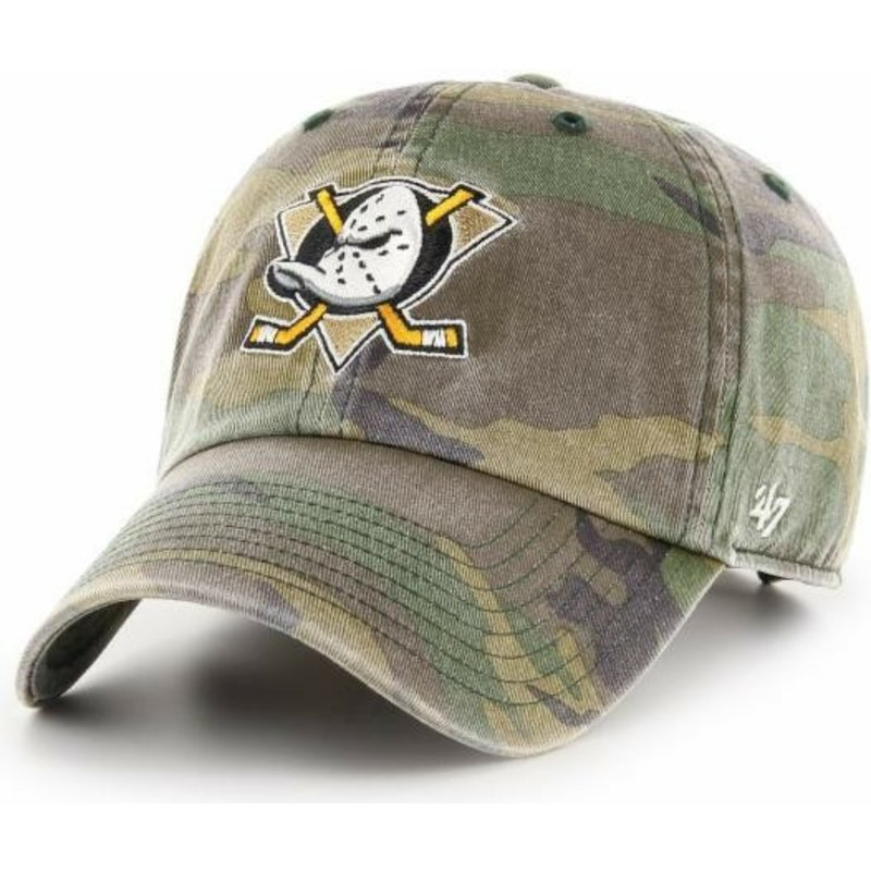 47-brand-curved-brim-anaheim-ducks-nhl-clean-up-camouflage-adjustable-cap
