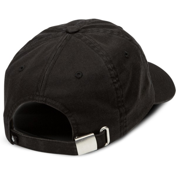 volcom-curved-brim-black-kneon-knight-black-adjustable-cap