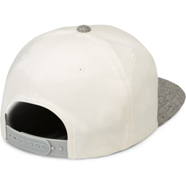 volcom-flat-brim-stone-quarter-fabric-white-snapback-cap-with-grey-visor
