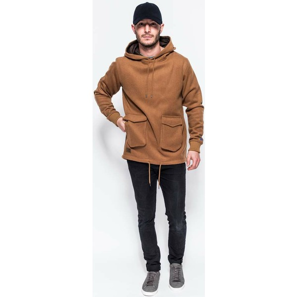 new-era-pullover-hoody-premium-classics-brown-sweatshirt