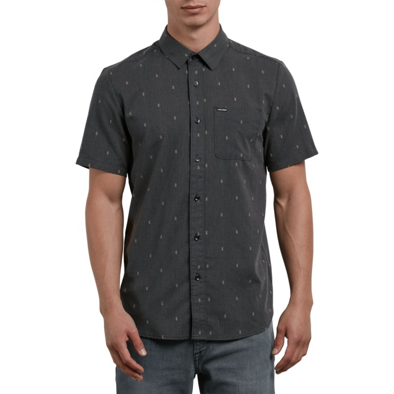 volcom-black-gladstone-black-short-sleeve-shirt