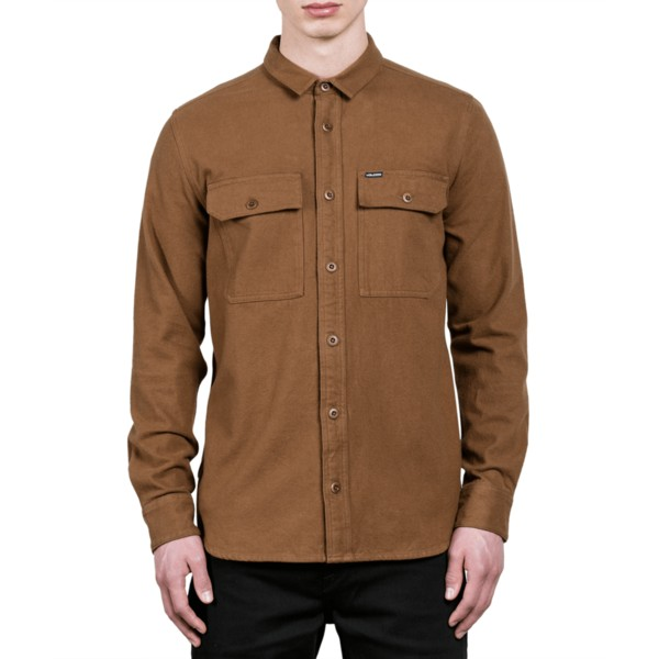 volcom-mud-ketil-brown-long-sleeve-shirt