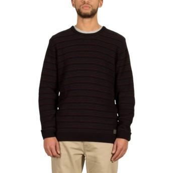Volcom Navy Newstone Navy Blue Sweater