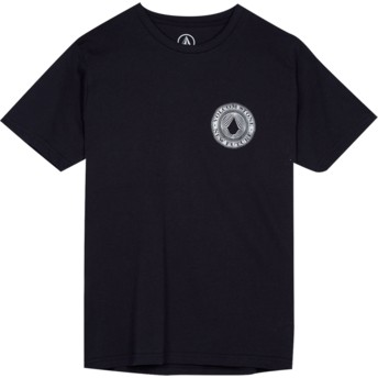Volcom Youth Black Volcomsphere Black T-Shirt