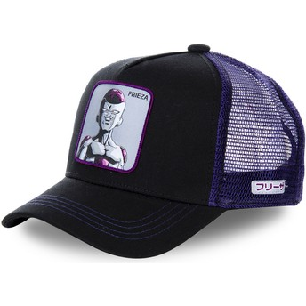 Capslab Frieza FREB Dragon Ball Black and Purple Trucker Hat