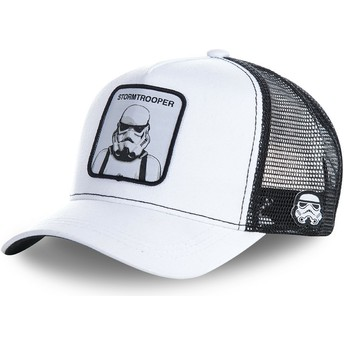 Capslab Stormtrooper WA Star Wars White Trucker Hat