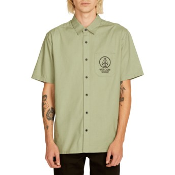 Volcom Randower Military Button-Up