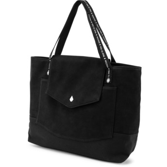 Volcom Black Strap Bag Black Handbag