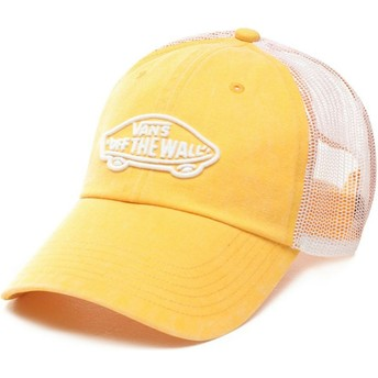 Vans Acer Yellow Trucker Hat