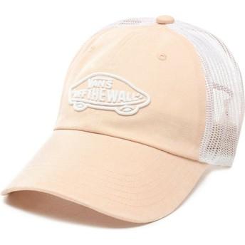 Vans Acer Pink Trucker Hat