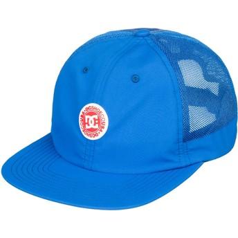 DC Shoes Harsh Pocket Blue Trucker Hat