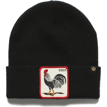 Goorin Bros. Rooster Winter Bird Black Beanie