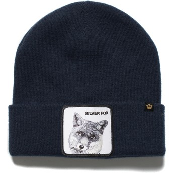 Goorin Bros. Fox Handsome Navy Blue Beanie
