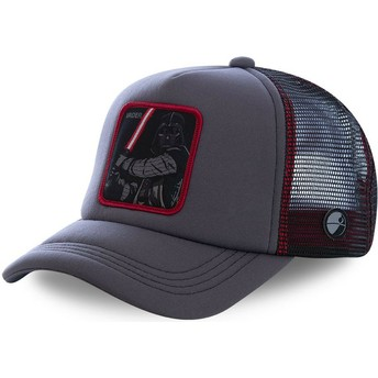 Capslab Darth Vader VAD5M Star Wars Grey Trucker Hat