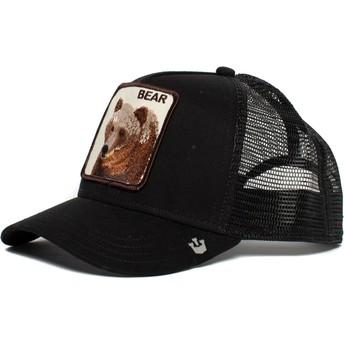 Goorin Bros. Big Bear Black Trucker Hat