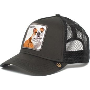 Goorin Bros. Bulldog Butch Black Trucker Hat