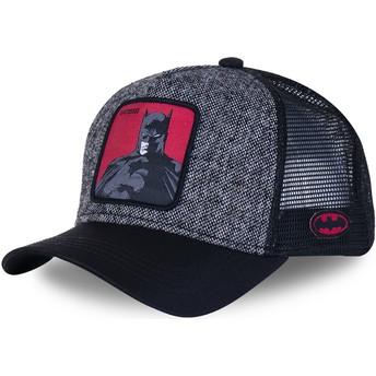 Capslab Batman BAT2 DC Comics Black and Grey Trucker Hat