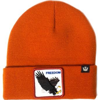 Goorin Bros. Eagle Hot Head Orange Beanie
