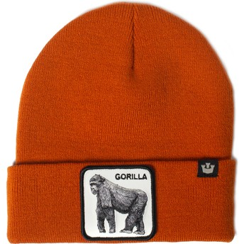 Goorin Bros. Gorilla Beast Mode Orange Beanie