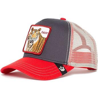 Goorin Bros. Easy Tiger Navy Blue Trucker Hat