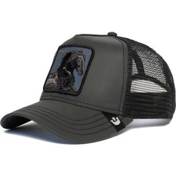 Goorin Bros. Horse Ride That Stallion Black Trucker Hat