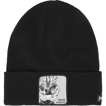 Capslab Majin Vegeta BON VEG Dragon Ball Black Beanie
