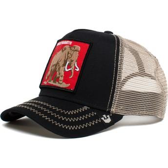 Goorin Bros. Wooly Mammoth 6 Tons The Farm Black Trucker Hat