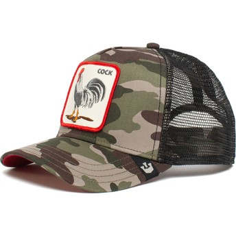 Goorin Bros. Cock Rooster The Farm Camouflage Trucker Hat