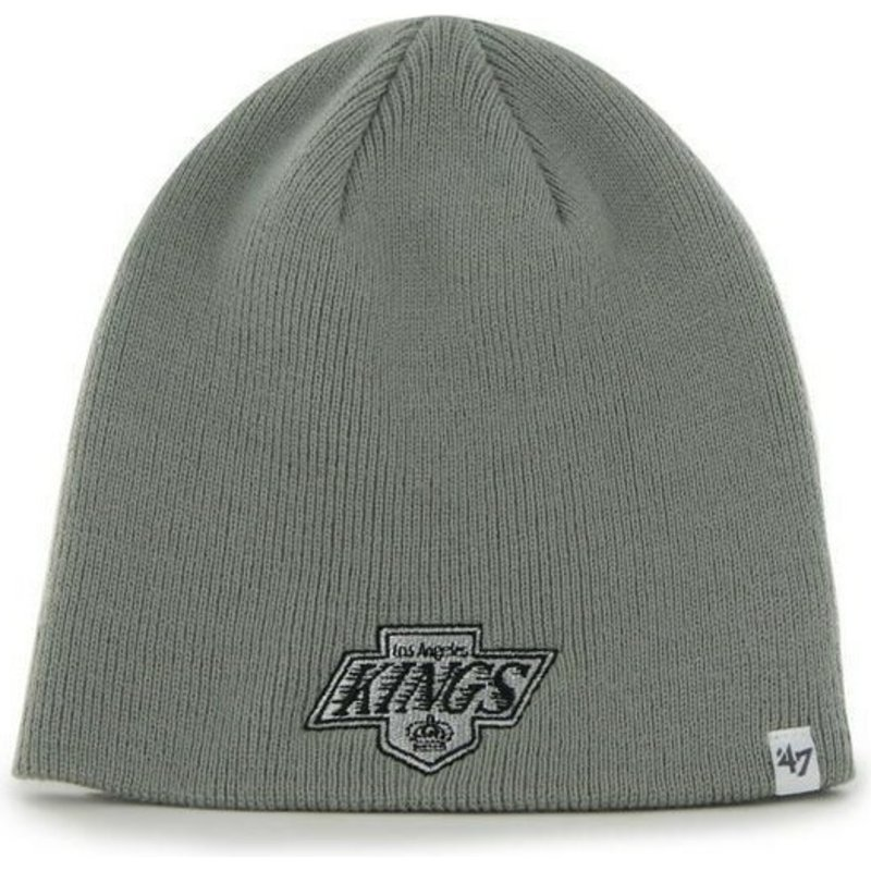 47-brand-los-angeles-kings-nhl-grey-beanie