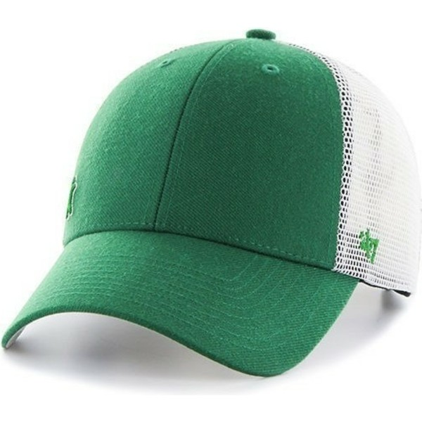 47-brand-new-york-yankees-mlb-suspense-green-trucker-hat