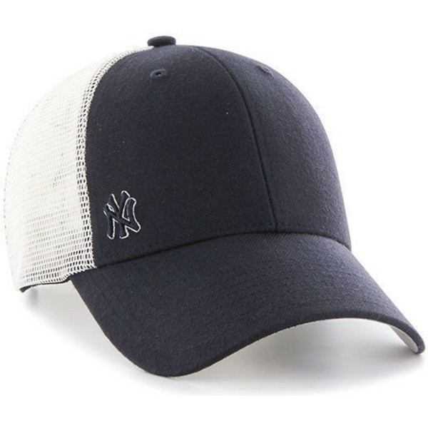47-brand-new-york-yankees-mlb-suspense-black-trucker-hat