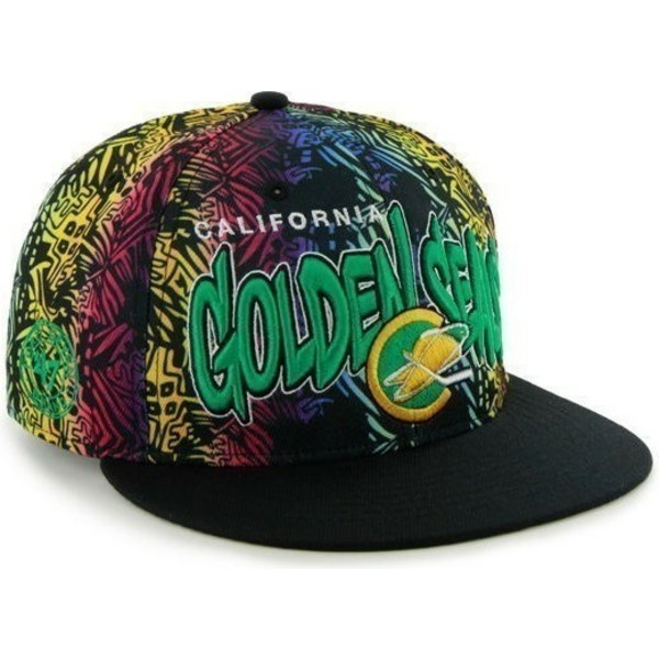 47-brand-flat-brim-california-golden-seals-nhl-snapback-cap